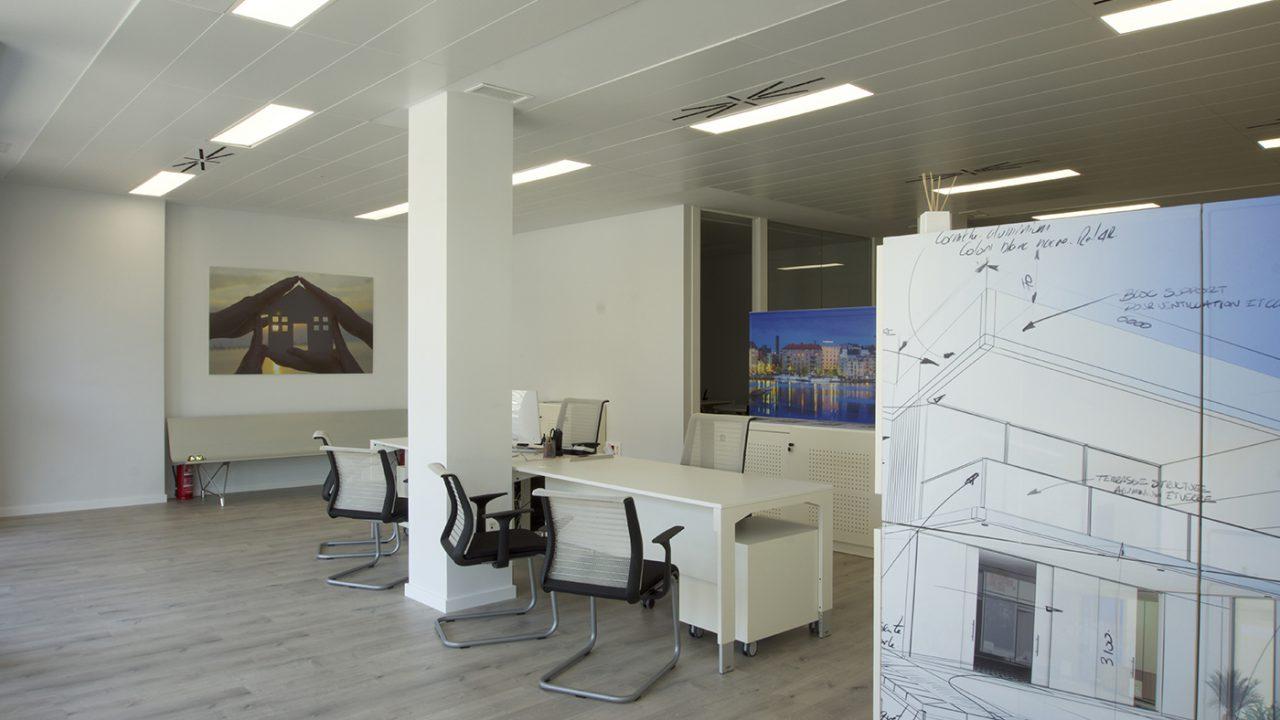 Oficinas indecasas Torre Pacheco